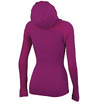Karpos Vezzana W Hoodie - giacca in pile con cappuccio - donna, Pink