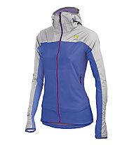 Karpos Wall Pro - giacca con cappuccio trekking - donna, Blue