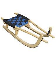 Kathrein Allround sled - allround rodel, Black/Light Blue