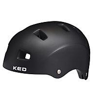 KED 5Forty - Fahrradhelm, Black