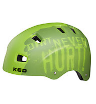 KED 5Forty - Fahrradhelm, Green