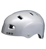 KED 5Forty - Fahrradhelm, Grey