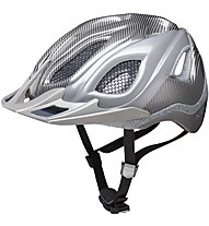 KED Certus K-Star - casco bici - donna, Grey