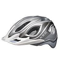 KED Certus Pro - casco bici, Grey