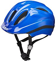 KED Meggy - casco bici - bambino, Blue