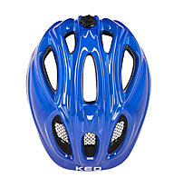KED Meggy II - casco bici - bambino, Blue