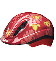 KED Meggy II Trend Butterfly - Radhelm - Mädchen, Pink