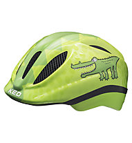 KED Meggy II Trend Green Croco - Radhelm - Jungen, Green