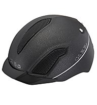 KED Sky Two - Casco bici, Black Matt