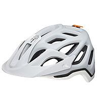 KED Trailon - casco bici, Grey/White
