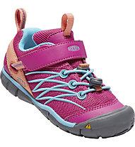 Keen Chandler Cnx - Sneaker - Kinder, Pink/Blue