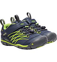Keen Chandler Cnx Waterproof - Sneaker - Kinder, Blue
