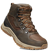 Keen Innate Leather Mid Wp M - scarpe da trekking - uomo, Brown
