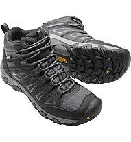 Keen Oakridge Mid Waterproof - Wander- und Trekkingschuh - Herren, Black
