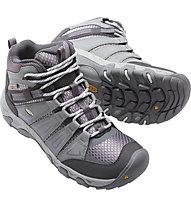 Keen Oakridge Mid Wp - scarpe da trekking - donna, Grey