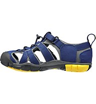 Keen Seacamp II CNX - sandali trekking - bambino, Blue