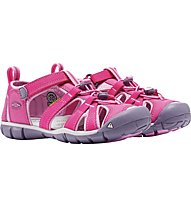 Keen Seacamp II CNX - sandali trekking - bambina, Pink