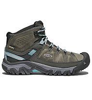Keen Targhee III Mid Wp - scarpe escursionismo - donna, Brown