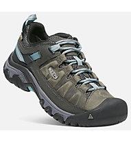 Keen Targhee III WP - scarpe da trekking - donna, Grey