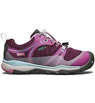 Keen Terradora Low WP - scarpe trekking - bambina, Pink
