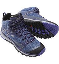 Keen Terradora Mid Wp - scarpe da trekking - donna, Astral Aur