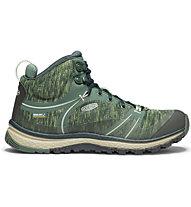 Keen Terradora Mid WP - Wander- und Trekkingschuh - Damen, Green