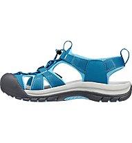 Keen Venice h2 - Sportsandale Trekking - Damen, Light Blue