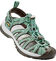 Keen Whisper - Outdoorsandale -  Damen, Green