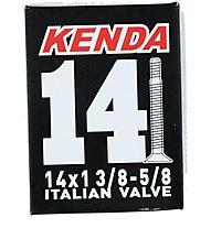 Kenda Schlauch, 14'' x 1 3/8'' - 1 5/8'', Black