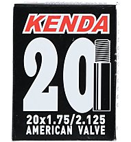 Kenda Camera d'aria 20'' x 1,75'' - 2,125'', Black