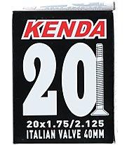 Kenda Schlauch 20'' x 1,75'' - 2,125'', Black