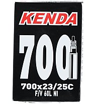 Kenda Camera d'aria 700 x 23/25, Black