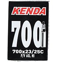 Kenda Schlauch 700 x 23/25, Black