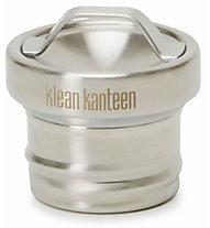 Klean Kanteen All Stainless Loop Cap - Verschluss für Trinkflasche, Grey