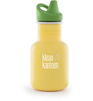 Klean Kanteen Kid Classic Sippy 0,355 L - borraccia bambino, Yellow