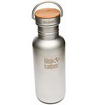 Klean Kanteen Reflect 0,532 L - Trinkflasche, Stainless Grey