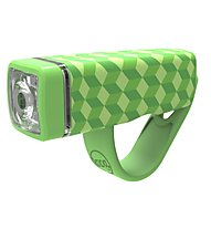 Knog Luce anteriore a LED Pop i, Green
