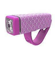 Knog Luce anteriore a LED Pop i, Pink