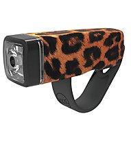 Knog Luce anteriore a LED Pop i, Leopard