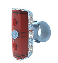 Knog Luce posteriore a LED Pop R, Sky Blue