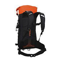 Kohla Alpinist 25 - Skitourenrucksack, Black/Orange