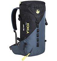 Kohla Avid 25L - Skitourenrucksack, Black/Blue
