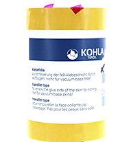 Kohla Transfertape - Klebeschicht für Felle, 4 m/ 130 mm