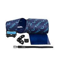 Kohla Vacuum Base con Multiclip - pelli scialpinismo, Blue/Black