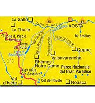 Kompass Karte Nr. 86 1:50.000