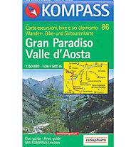 Kompass Karte Nr. 86 1:50.000, 1:50.000