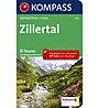 Kompass Carta Nr. 5631 Zillertal - 55 tour, Nr.5631