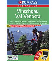 Kompass Carta digitale N° 4052, 1:10.000