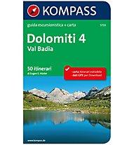 Kompass Carta N.5739: Dolomiti 4 Val Badia, N.5739