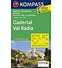 Kompass Karte N. 51 Gadertal / Val Badia, 1:25.000